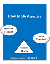 "Webinar ""How to Be Assertive"" & Set Limits"