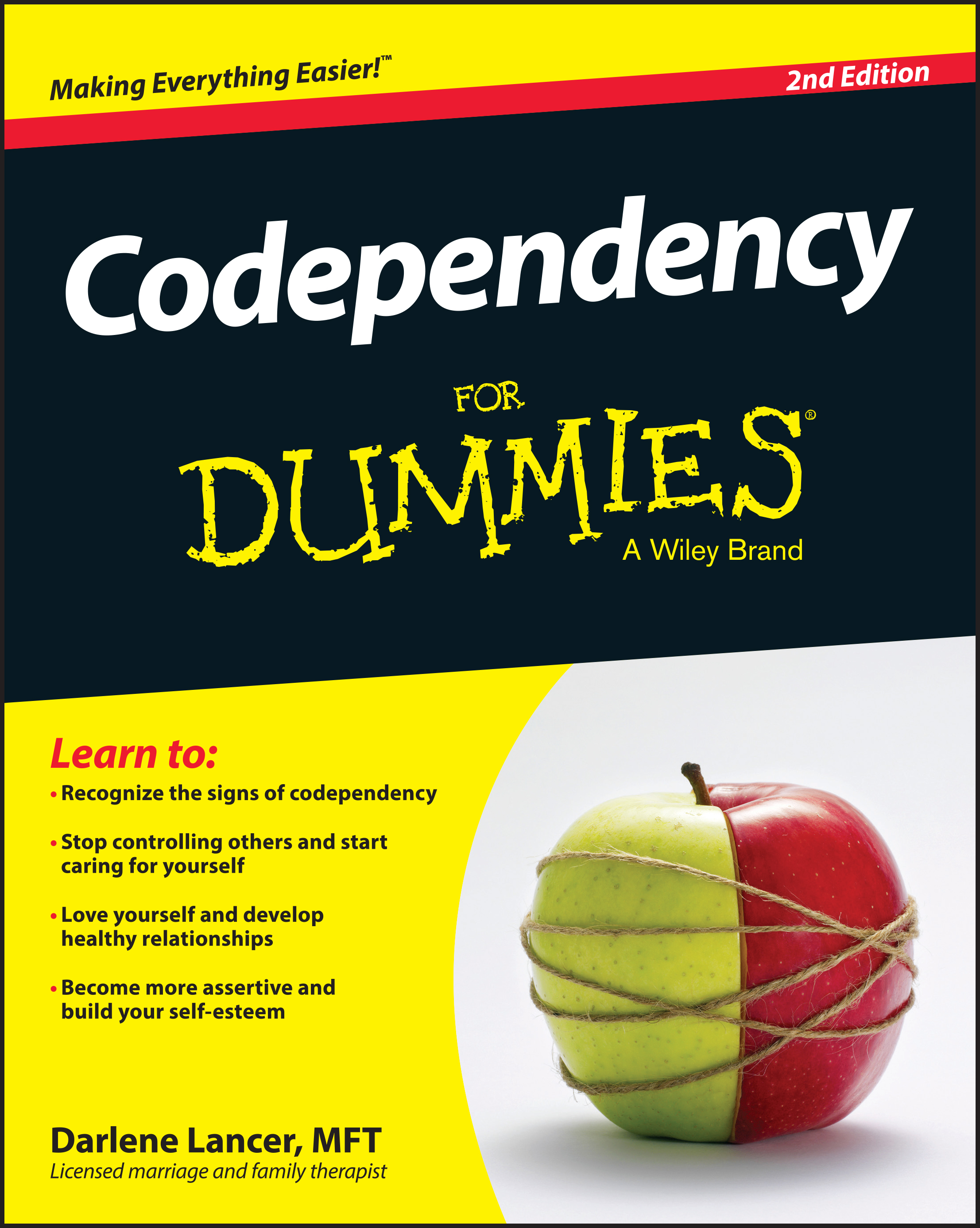 What is the definition of codependency?