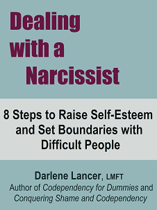 Dealing with a Narcissist – 8 Steps to Raise Self-Esteem and Set Boundaries  with Difficult People