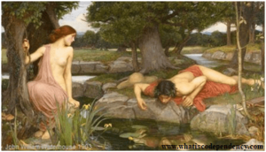 Narcissism, Narcissus & Echo, www.whatiscodependency.com